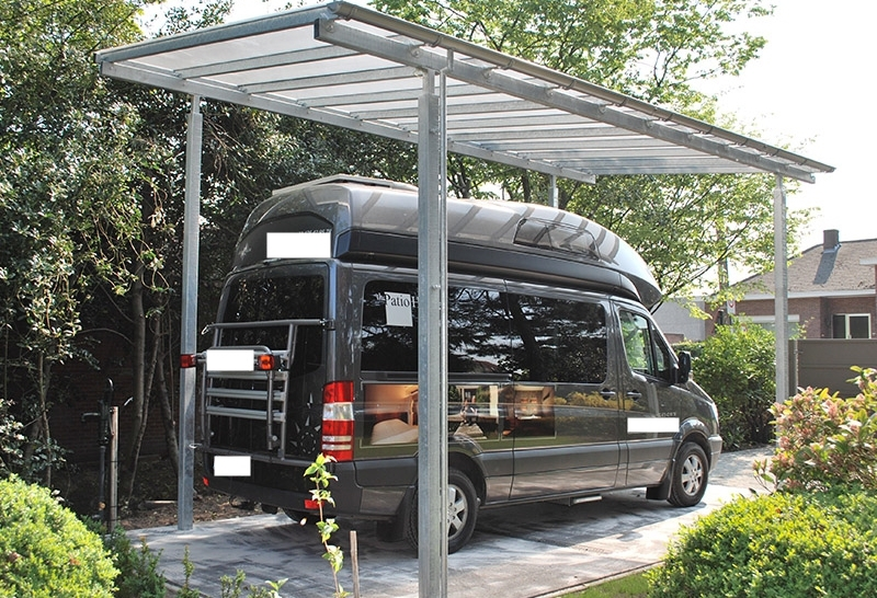 carports aus stahl auch individuell konfigurierbar. Black Bedroom Furniture Sets. Home Design Ideas